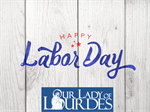 Labor Day - No School!